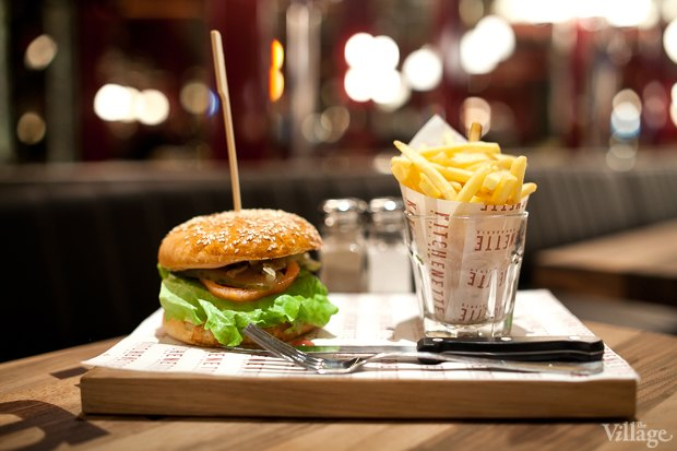 Kitchenette бургер — 540 рублей. Изображение № 20.
