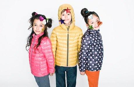 Uniqlo запускают в России детскую коллекцию. Изображение № 1.