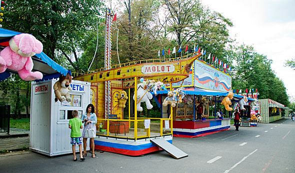 Карусель-карусель: 6 московских парков аттракционов. Изображение № 40.