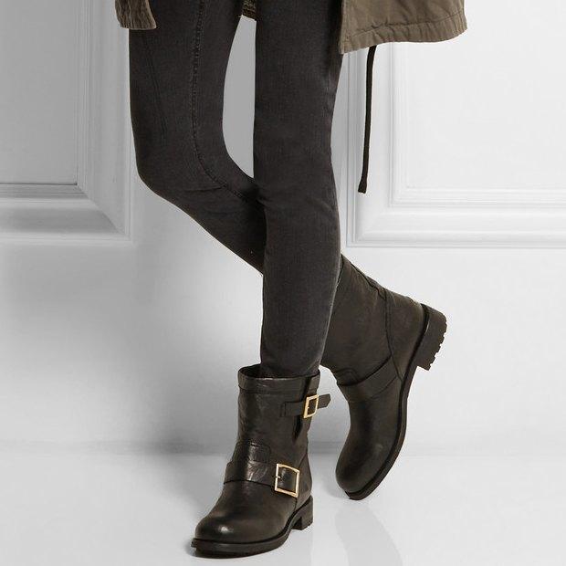 33 пары женской обуви на зиму. Изображение № 30.