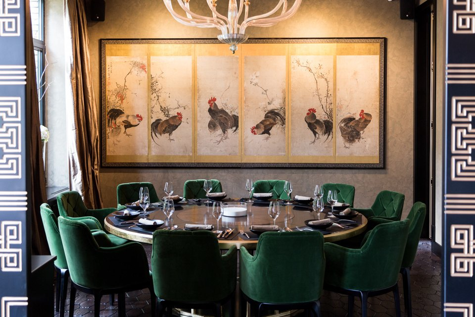 Ресторан ибар Elements. Изображение № 2.