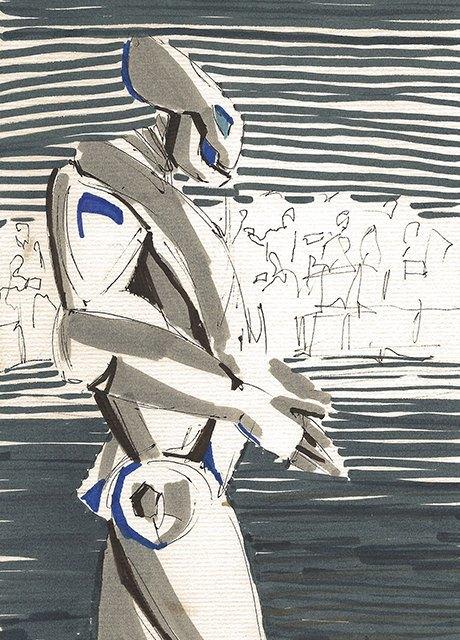 Выставка «Бал роботов». Изображение № 9.