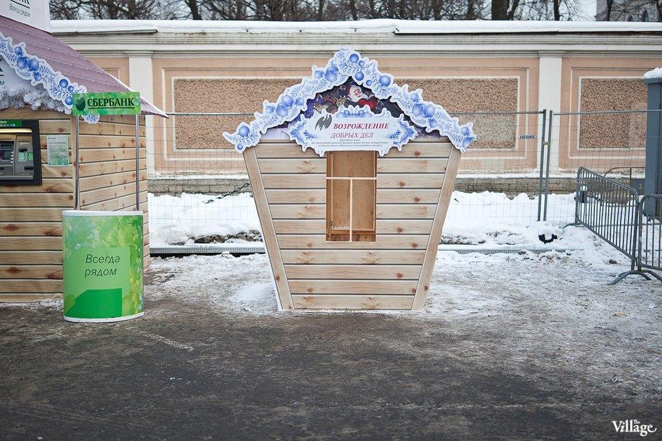 Люди в городе: Продавцы рождественской ярмарки на Островского. Изображение № 22.