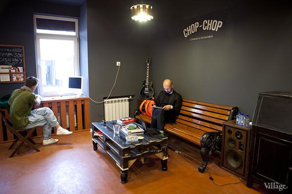 Новое место: Мужская парикмахерская Chop-Chop. Изображение № 7.