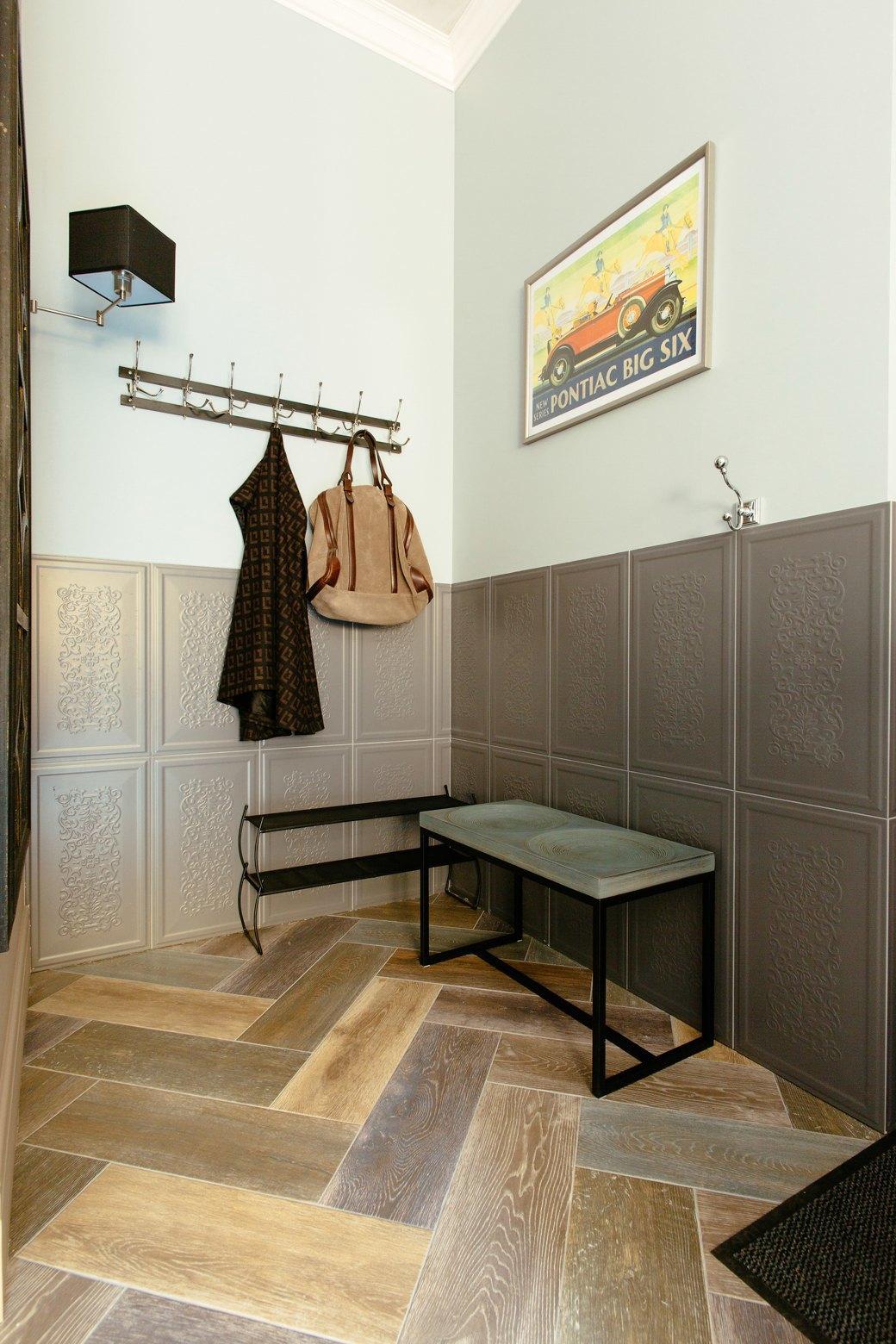 Двухкомнатные апартаменты для сдачи варенду рядом с отелем W (Петербург). Изображение № 7.