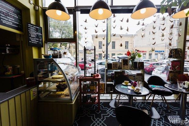 Новое место: Кофейня «Знакомьтесь, Джо». Изображение № 5.