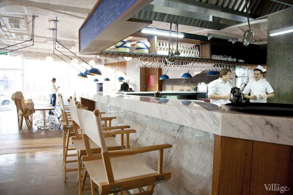 Новое место: Osteria numero Uno. Изображение № 10.