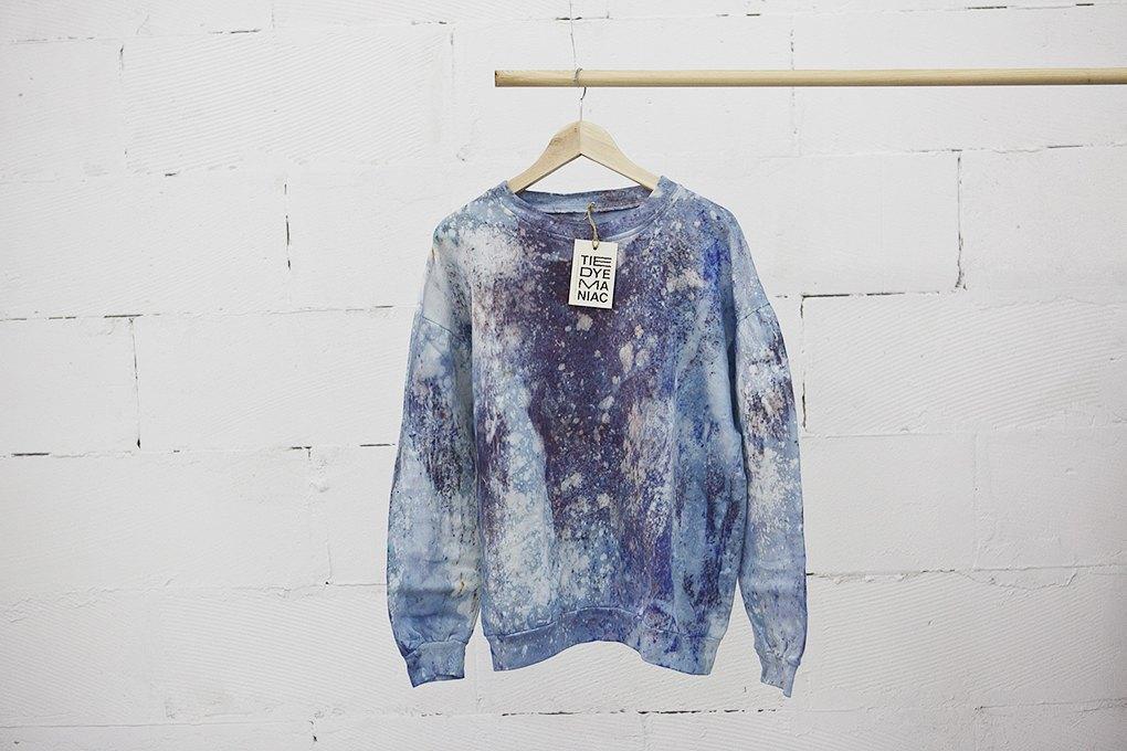 Окрашено: Как Tie-Dye Maniac делают бизнес настарой одежде. Изображение № 1.