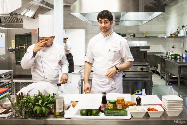 Французские повара будут учить российских шефов в Абрау-Дюрсо. Изображение № 3.