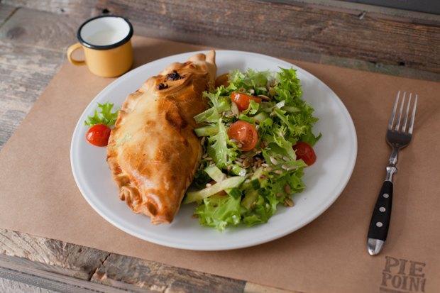 Английские пироги: с мясом, рыбой и вегетарианский. Изображение № 4.