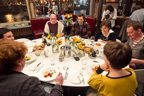 Разговоры на ужине: Дети в Москве. Изображение № 34.