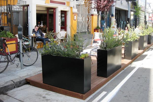 Идеи для города: Паркинаавтостоянках в Сан-Франциско. Изображение № 18.