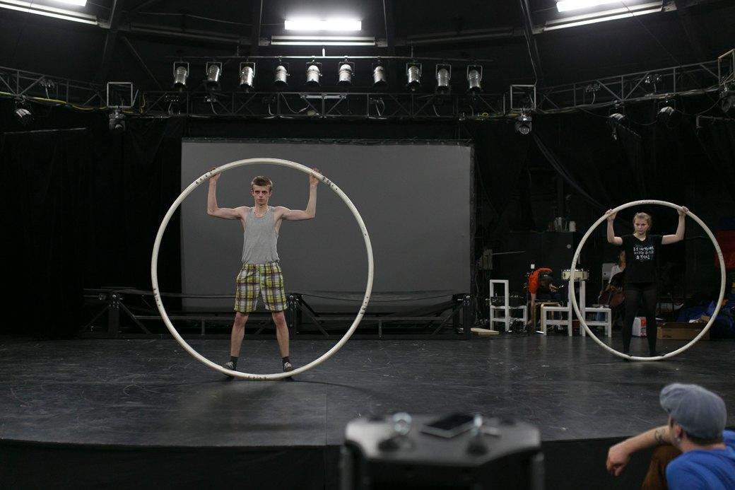 15 лет «Упсала-цирку»: Как трудные подростки становятся цирковыми артистами. Изображение № 16.