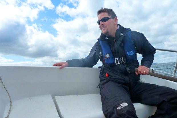 Капитан, улыбнитесь: Владельцы яхт в Петербурге. Изображение № 10.
