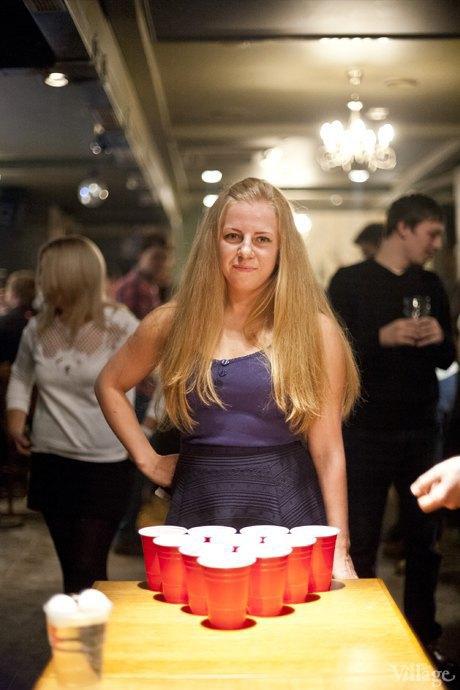Дали по шарам: Кто игде играет вбир-понг вМоскве. Изображение № 21.