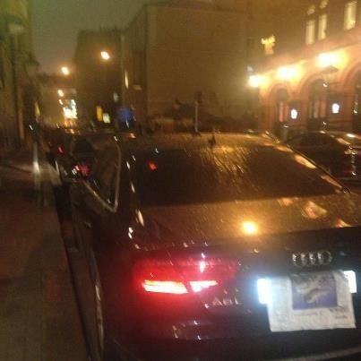 Тамбовского губернатора обвинили в неоплате парковки в Москве. Изображение № 1.