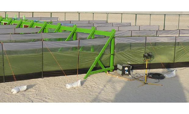 Дизайн от природы: Дом-термитник, жилая дюна и оранжереи в пустыне. Изображение № 24.