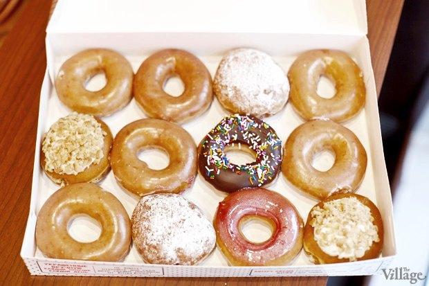 Саша Боярская опончиковой Krispy Kreme. Изображение № 12.