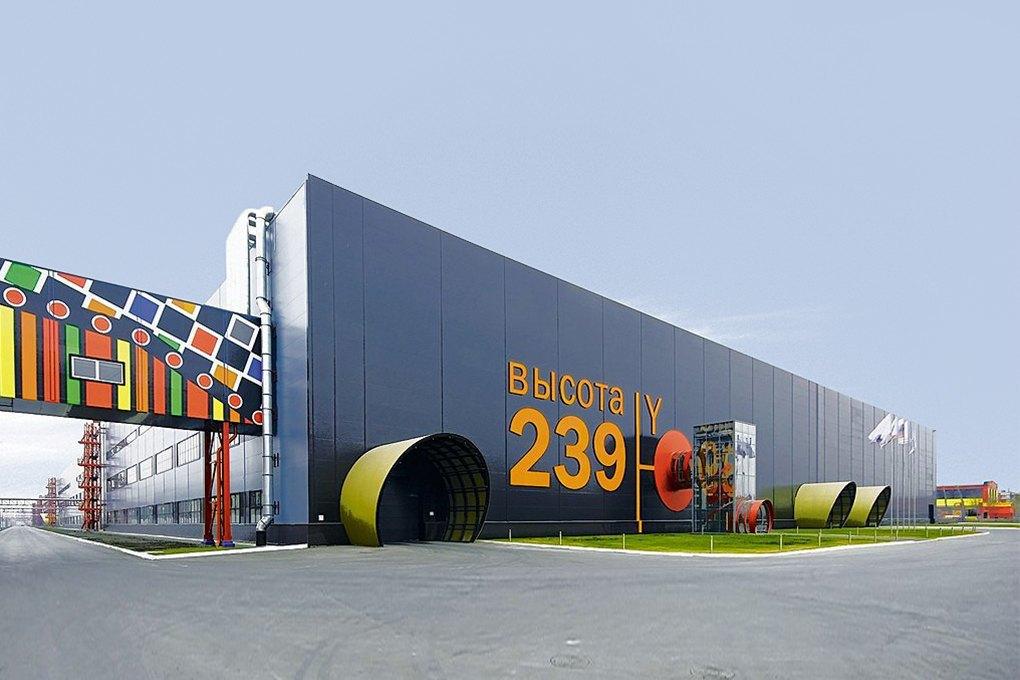 Заводы стоят: 12суперсовременных промышленных зданий. Изображение № 1.
