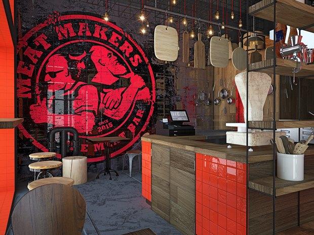 У«Василеостровской» заработает бар спастрами идругими мясными блюдами. Изображение № 1.