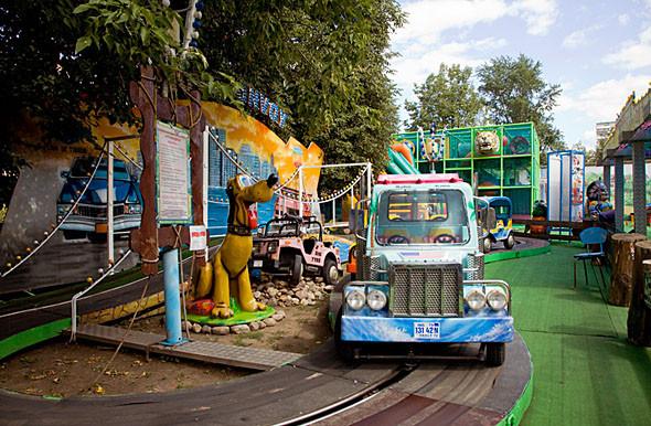 Карусель-карусель: 6 московских парков аттракционов. Изображение № 69.