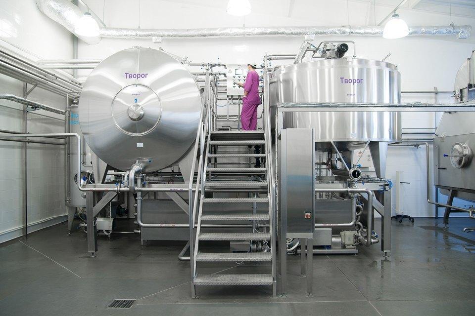 Как делают молочные продукты. Изображение № 18.