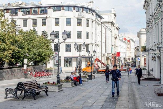Фото дня: Как выглядит пешеходная Большая Дмитровка. Изображение № 14.