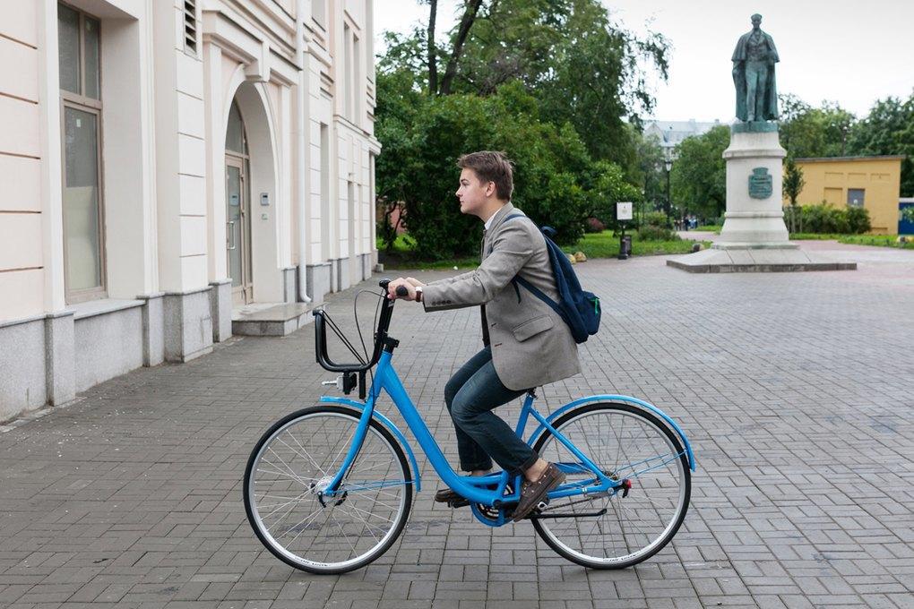 Тест-драйв велосипедов городского проката вПетербурге. Изображение № 7.