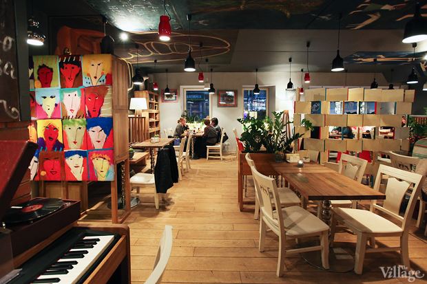 Вегетарианская Москва: 10 кафе, ресторанов исервисов доставки. Изображение № 78.