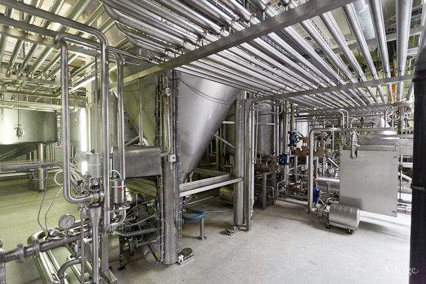 Фоторепортаж: Как делают йогурты на молочном заводе. Изображение № 33.