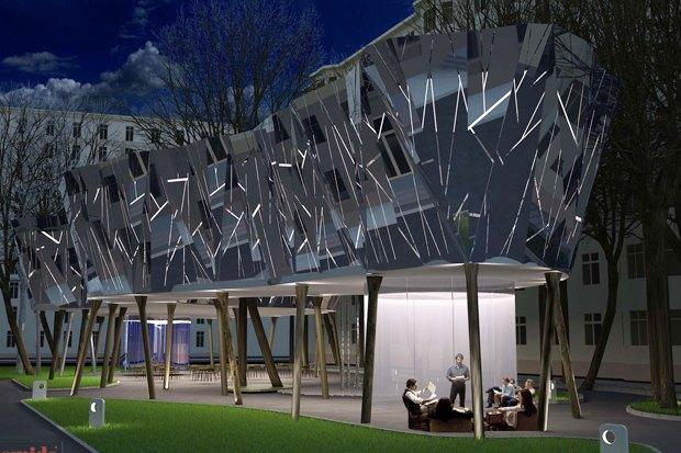 Каким будет музей Булгакова: концепция Габриеле Филиппини. Изображение № 20.