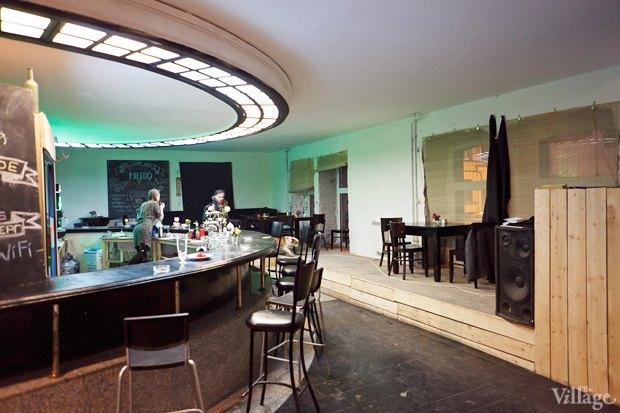 Новое место: Кафе «Чистый лист». Изображение № 2.