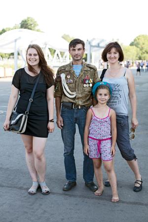 Люди в городе: Как отмечали День ВДВ в парке Горького. Изображение № 36.