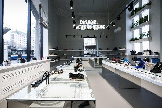 На Садовой-Триумфальной улице откроется магазин обуви Porta 9. Изображение № 3.