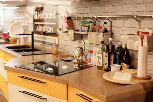 В Марьине открылась кулинарная мастерская Just Cook. Изображение № 1.