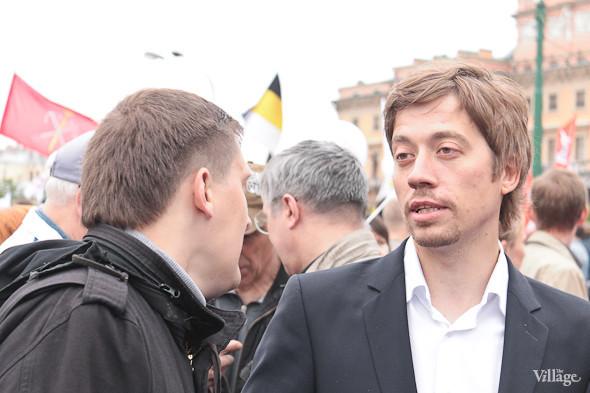 Фоторепортаж (Петербург): Митинг и шествие оппозиции в День России . Изображение № 6.
