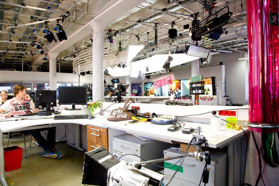 Офис телеканала «Дождь» на «Красном октябре». Изображение № 9.