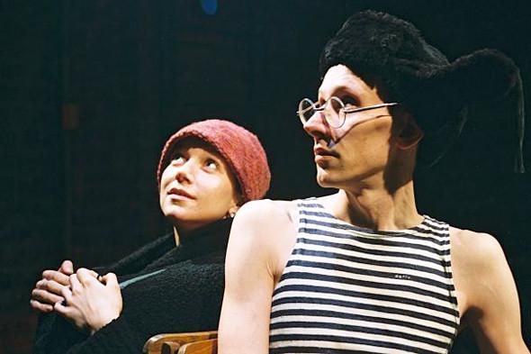 Фотография: театр «Особняк». Изображение № 10.
