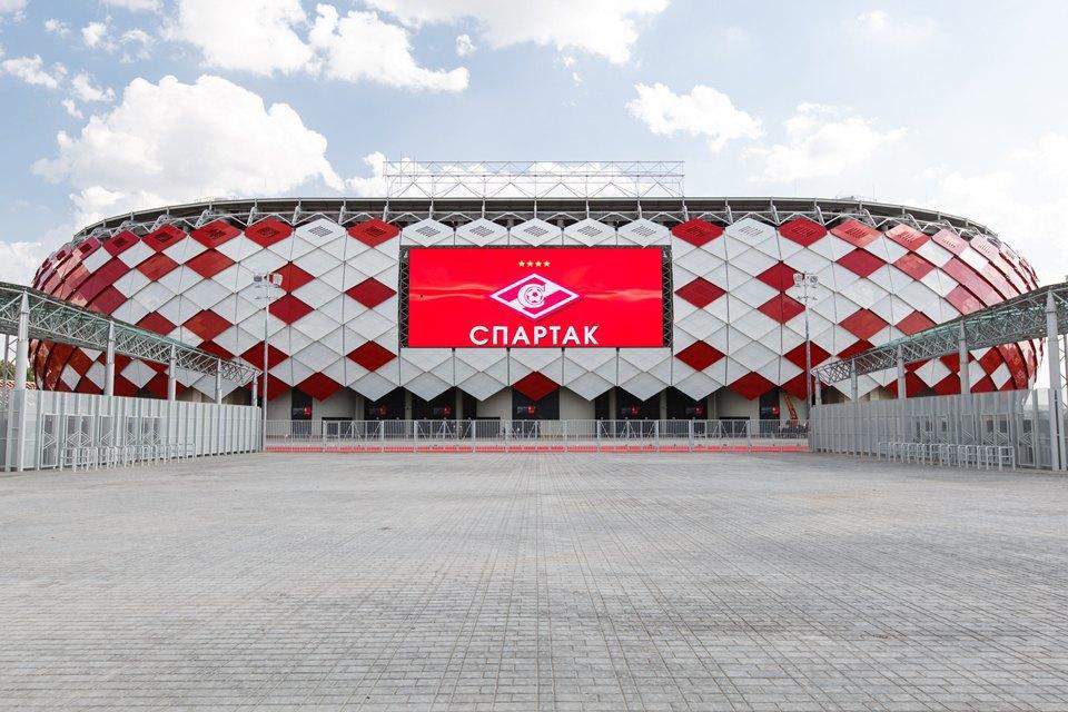 Стадион «Спартака». Изображение № 1.