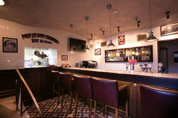 Ресторанная группа Italy открыла бельгийский паб. Изображение № 1.
