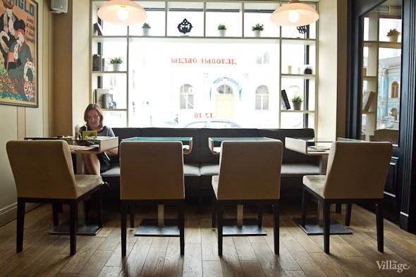 Новое место: Sweet Home Cafe. Изображение № 7.