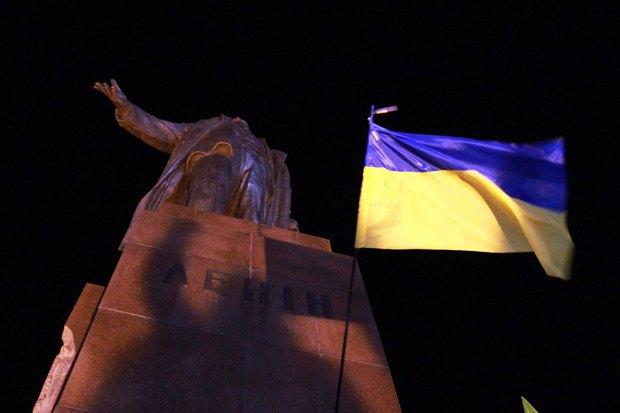 Этот день побега: Гражданское противостояние вХарькове. Изображение № 12.