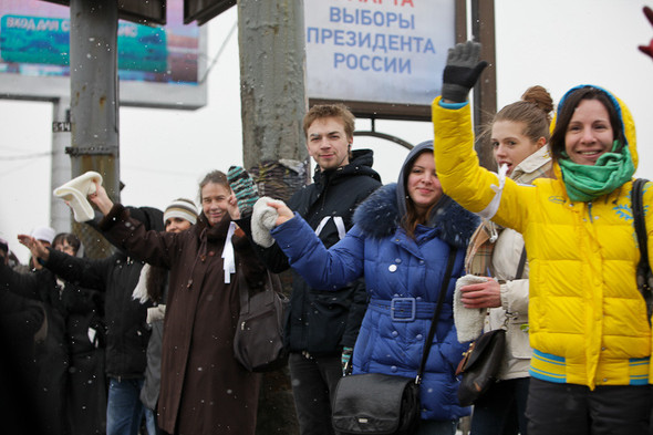 Близкое окружение: Участники акции «Белый круг» о проблемах Москвы. Изображение № 19.
