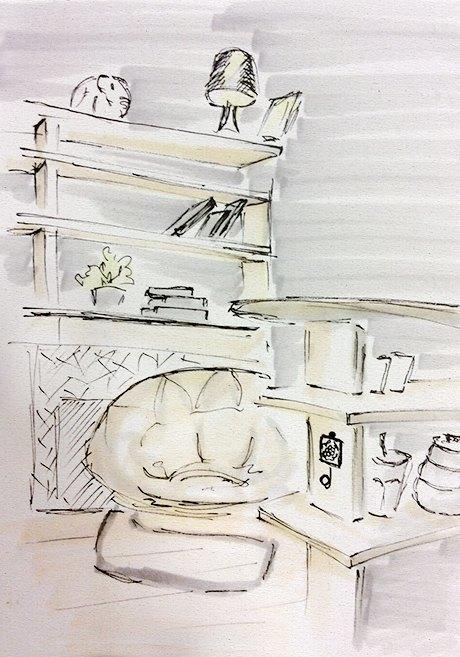 Кафе Fruits & Veges. Изображение № 9.