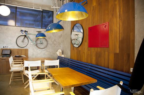 Новое место: Osteria numero Uno. Изображение № 3.