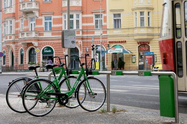Первые пункты велопроката установят на Трубной и Кузнецком Мосту. Изображение № 2.