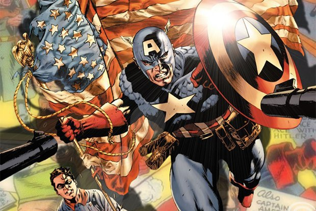 «Капитан Америка». Изображение № 9.