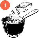 Рецепты шефов: Вареники скапустой. Изображение № 6.