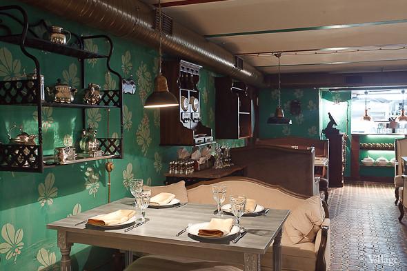 Новое место (Петербург): Ресторан «Склад 5». Изображение № 20.