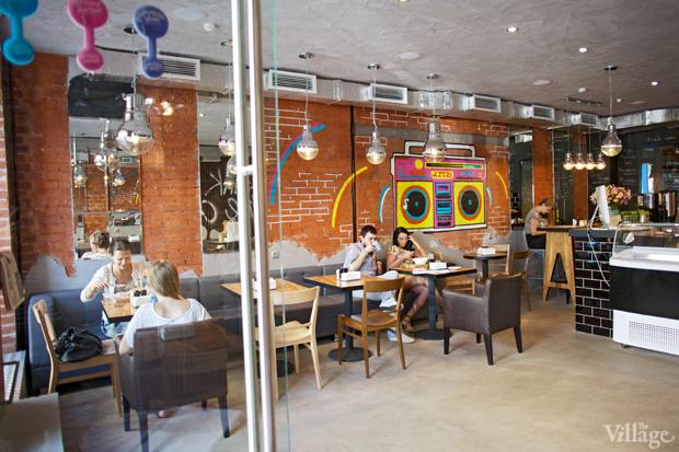 Новое место: Кафе Conversation. Изображение № 1.